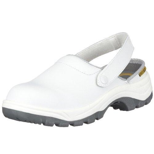 Safety Jogger X0700, Unisex - Erwachsene Clogs & Pantoletten, weiss, (white WHT), EU 40