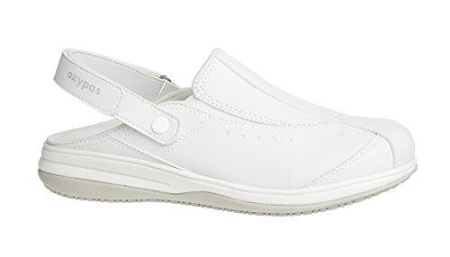 Oxypas Iris, Women's Safety Shoes, Weiß (wht)41.5 EU