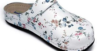 AWC Damen Berufsschuhe Tiefbett Farbe Blumen Groesse 39 310x165 - AWC Damen Berufsschuhe Tiefbett, Farbe: Blumen, Größe: 39