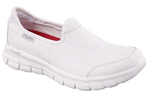 Skechers Damen Sure Track Schuh fuer das Gesundheitswesen Weiss 38 500x330 - Skechers Damen Sure Track Schuh für das Gesundheitswesen, Weiß, 38 EU